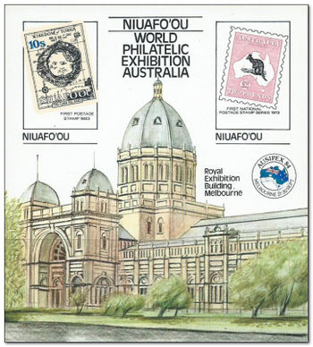 Tonga 1984 Ausipex Stamp Exhibition 1ms.jpg
