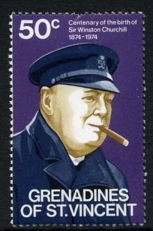 Grenadines of St Vincent 1974 Churchill Birth Centenary c.jpg