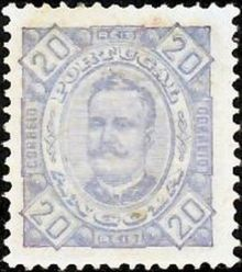 Angola 1894 Definitives - King Carlos I 20r.jpg