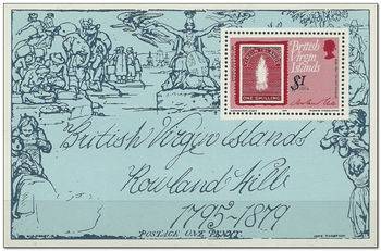 British Virgin Islands 1979 Rowland Hill Death Centenary ms.jpg