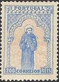Portugal 1895 7th centenary of the birth of Saint Anthony of Padua l.jpg