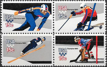 United States of America 1980 Olympic Winter Games 15cA.jpg