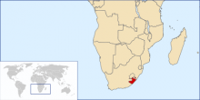 Transkei Location.png