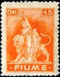 Fiume 1919 Definitives - Allegories i.jpg