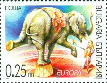 Bulgaria 2002 Europe Series - The Art of Circus 0Lv25.jpg