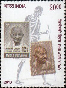 India 2013 Philately Day a.jpg
