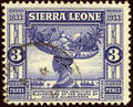 Sierra Leone 1933 Centenary of Abolition of Slavery e.jpg