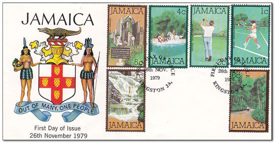 Jamaica 1979 Sport and Views fdc.jpg