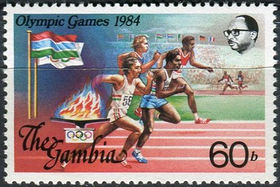 Gambia 1984 Summer Olympic Games 2 a.jpg
