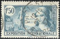 France 1937 World Exhibition - Paris 1F50.jpg