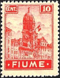 Fiume 1919 Definitives - Allegories d.jpg