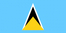 St Lucia Flag.png
